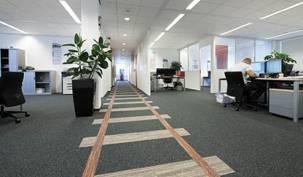 Conseils choisir Office moquette personnalisee bureaux