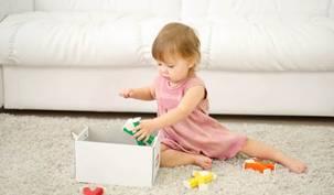 Conseils choisir home salon moquette douceur bebe