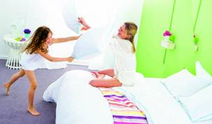 Conseils choisir home chambre maison bataille oreiller
