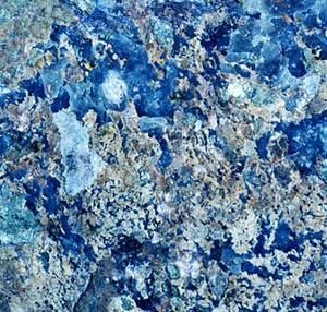 Inspiracion deco oceano opalo azul